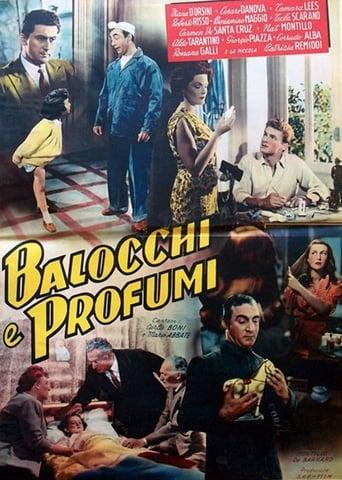 Poster of Balocchi e profumi