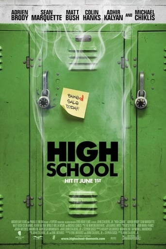 Poster of High School