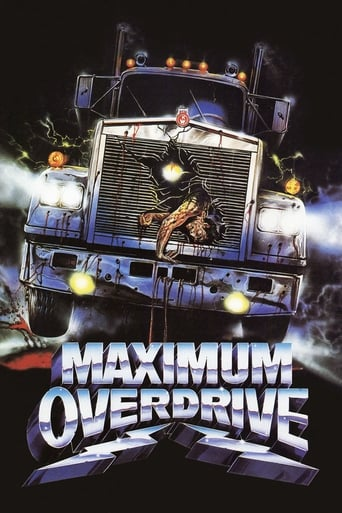 Poster of Maximum Overdrive