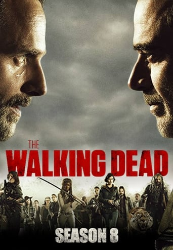Vaikštantys numirėliai / The Walking Dead (2017) 8 Sezonas EN