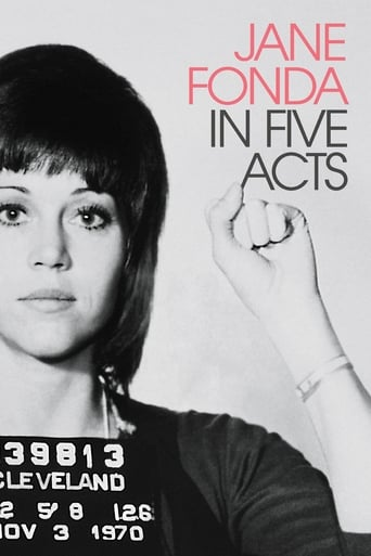 Poster of Jane Fonda em Cinco Atos