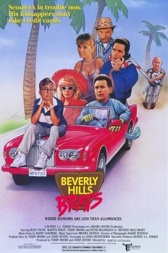 Poster of Beverly Hills Brats