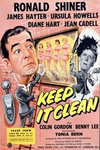 Poster of Keep It Clean