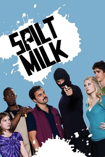 Poster of Spilt Milk