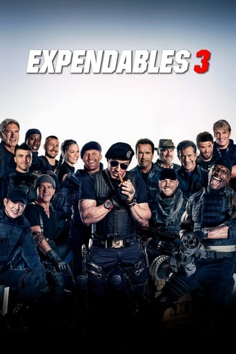 Poster of Expendables 3
