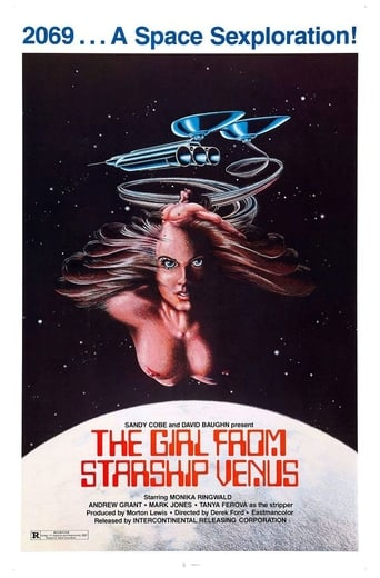 Poster of The Girl from Starship Venus
