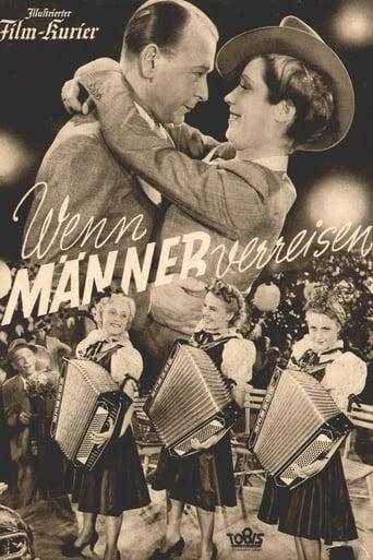 Poster of Wenn Männer verreisen