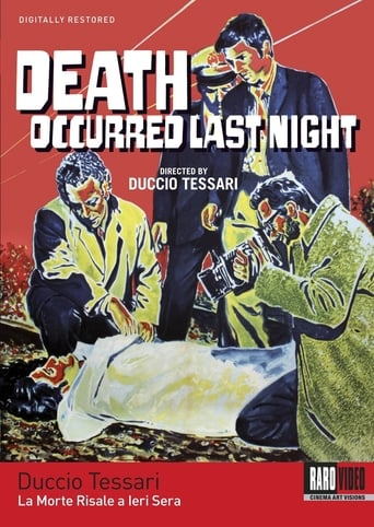Watch Death Occurred Last Night Free Movie Online