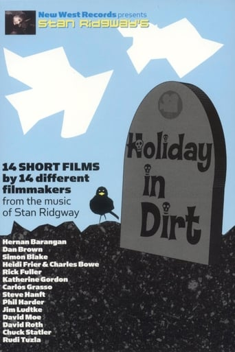 Poster of Stan Ridgway's Holiday In Dirt