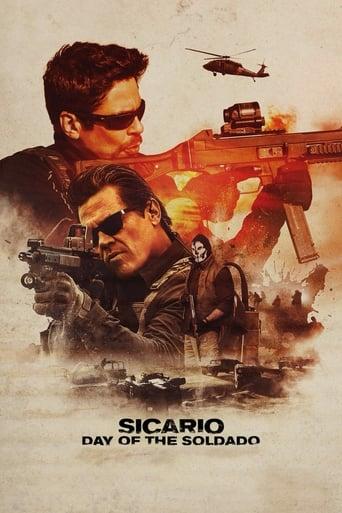 Poster of Sicario: Day of the Soldado