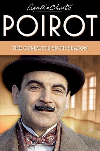 Agatha Christie's Poirot Poster