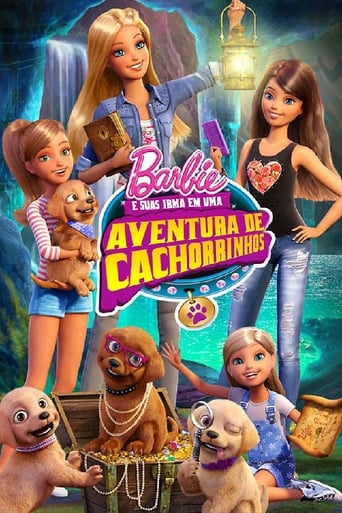 Barbie & Suas Irmãs em uma Aventura de Cachorrinhos - Poster