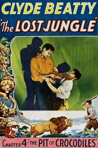 Watch The Lost Jungle 1934 full online free