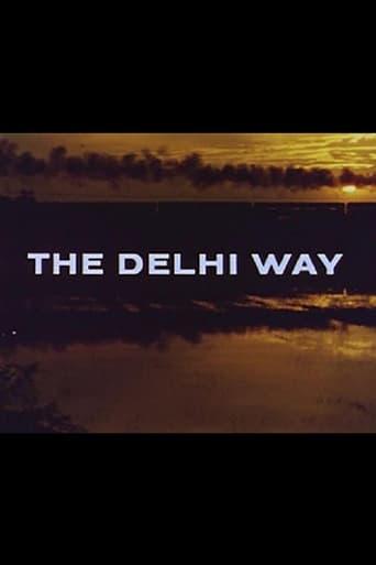Poster of The Delhi Way