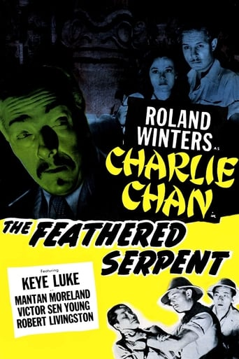 Poster of The Feathered Serpent