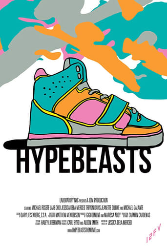 Poster of Hypebeasts