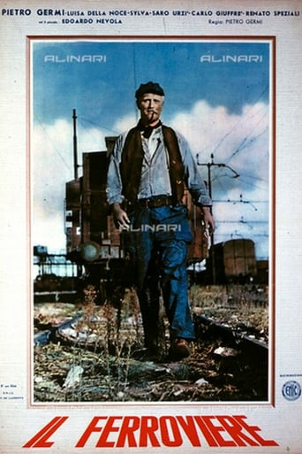 Poster of The Railroad Man