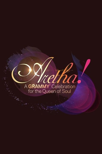 Poster of Aretha! A Grammy Celebration for the Queen of Soul