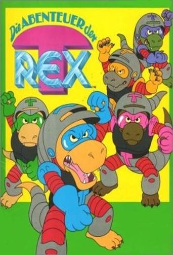 Capitulos de: T-Rex