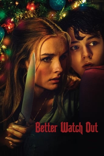 Poster of Better Watch Out
