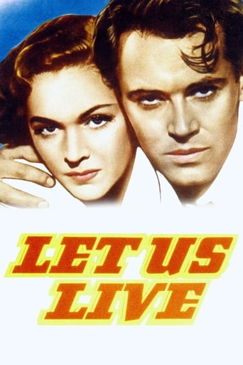 Let Us Live Movie Poster