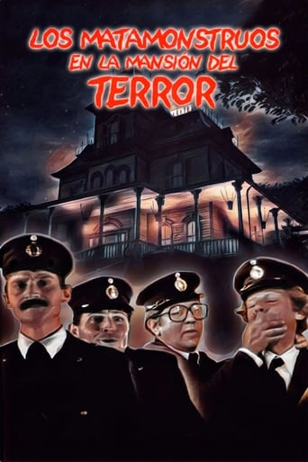 Poster of Los matamonstruos en la mansion del terror