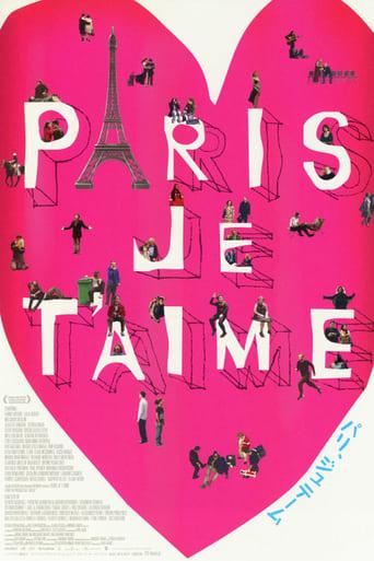 Poster of Paris, Je T'Aime