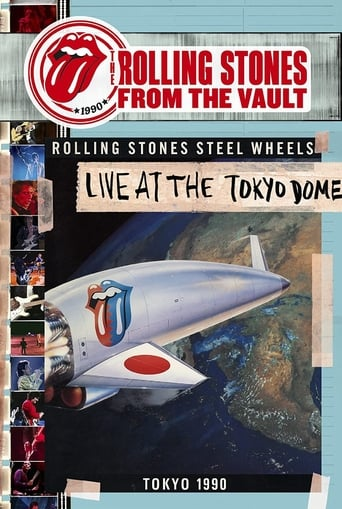 The Rolling Stones: From the Vault - Live at the Tokyo Dome 1990
