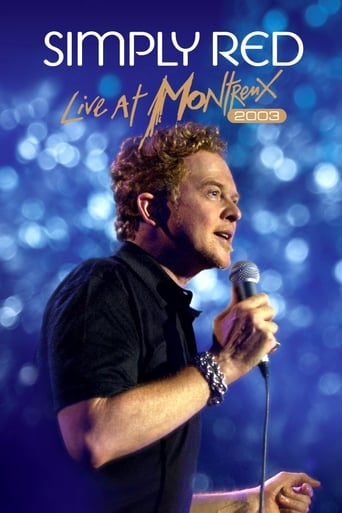 Poster of Simply Red: Live at Montreux 2003