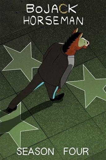 BoJack Horseman 4ª Temporada - Poster