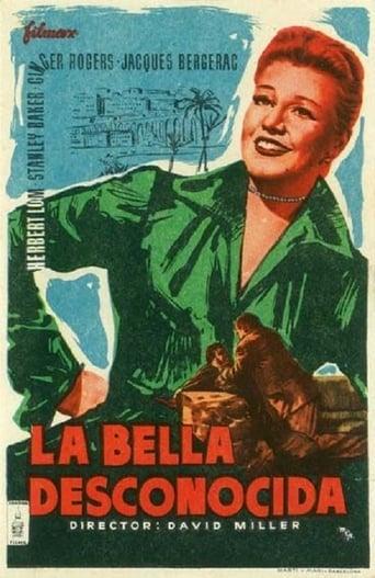 Poster of La bella desconocida