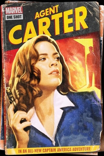 Poster of Marvel One-Shot: Agent Carter