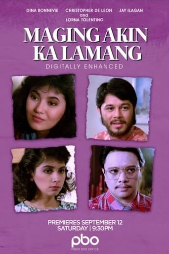 Watch Maging Akin Ka Lamang 1987 full online free