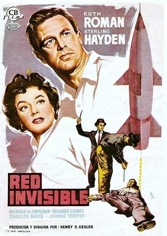 Poster of Red invisible