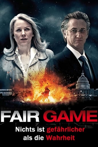 Fair Game - Nichts ist gefährlicher als die Wahrheit - Drama / 2010 / ab 12 Jahre
