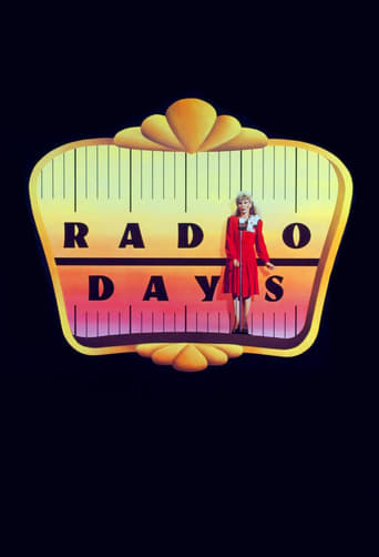 Poster of Radio Days