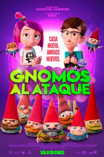 Sola en casa / Gnome Alone
