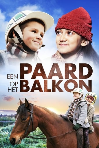 Poster of The Horse on the Balcony
