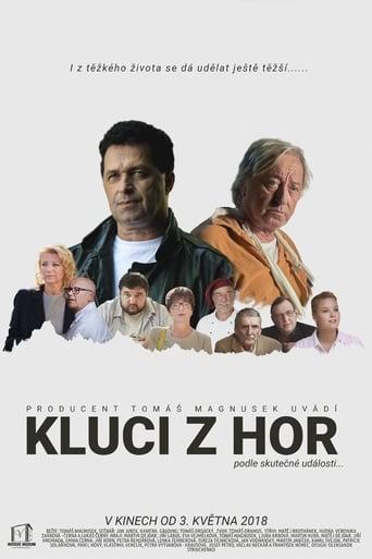 Poster of Kluci z hor