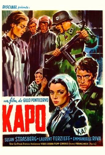 Kapo Movie Poster