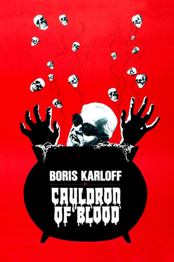 Poster of Cauldron of Blood