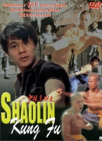 Li Lian Jie's Shaolin Kung Fu