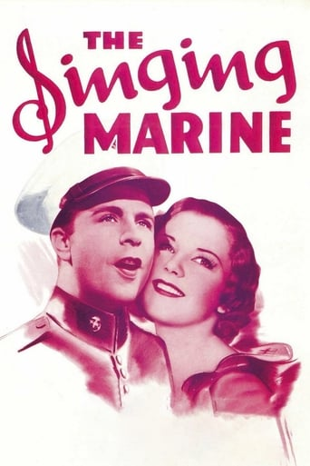 Poster of The Singing Marine