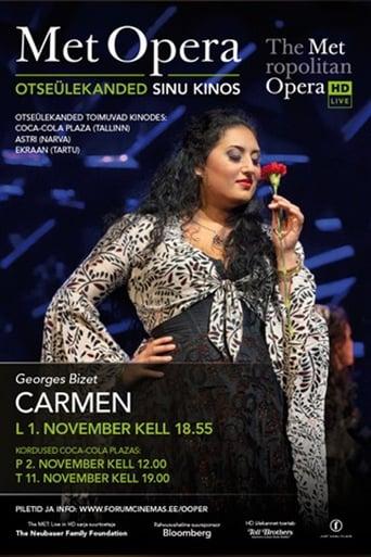 Poster of Bizet: Carmen