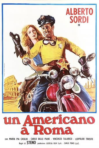 Poster of An American in Rome