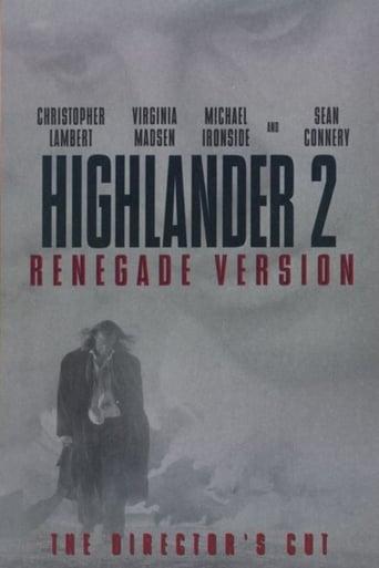 Highlander 2: A Ressurreição - Poster