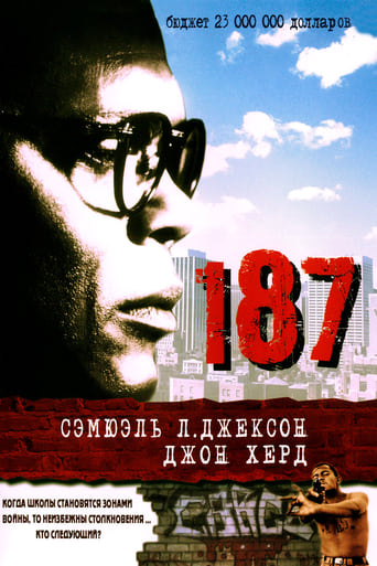 Poster of 187