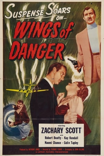 Poster of Wings of Danger