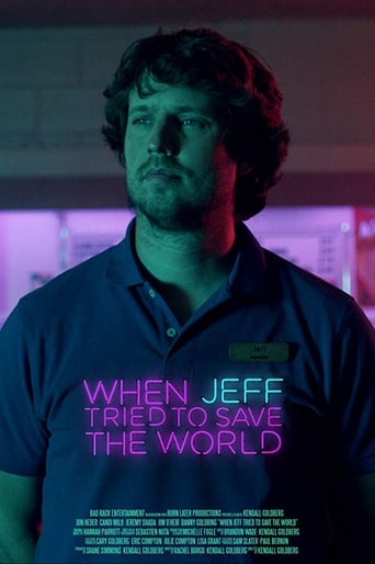 Poster of When Jeff Tried to Save the World