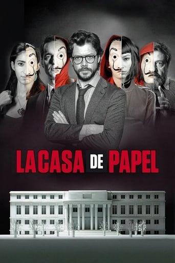 La casa de papel 1ª Temporada - Poster